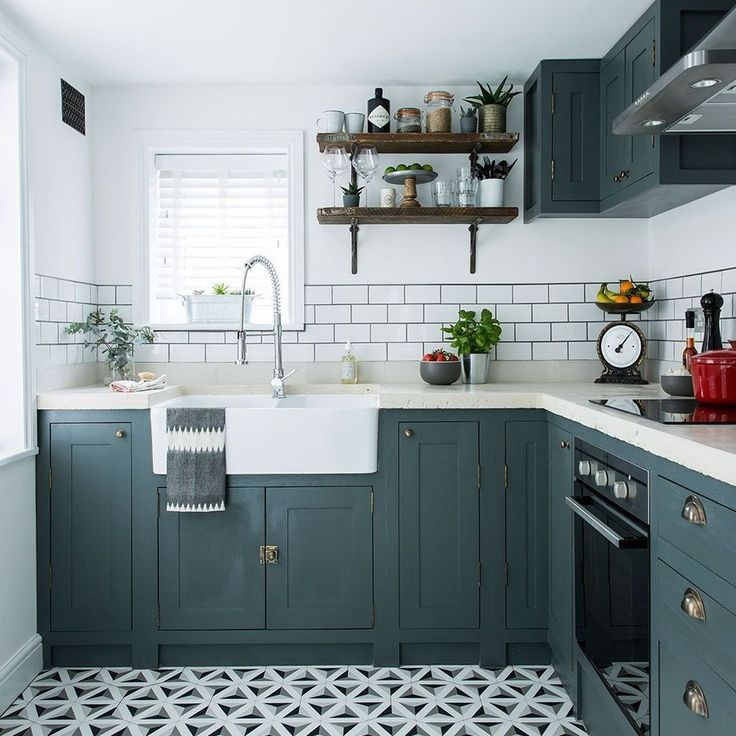 40 Amazing Small House Kitchen Design Ideas Best For ...