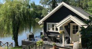 Fairy Tale Wood Lake House In Copenhagen
