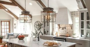 Our Family's Future Hill Country Home Inspiration: Modern Farmhouse Kitchens (HOUSE of HARPER)