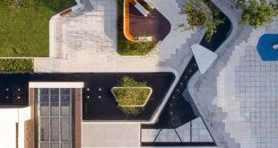 Xi'an Qingyue demonstration area by Waterlilystudio « Landscape Architectur...