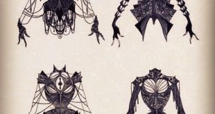 • art fashion beautiful black dark amazing goth gothic victorian dark fashion ...