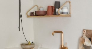 A Quick Guide to Open Shelves in a Minimal Kitchen
