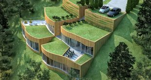 We wouldn't mind verifying this...Eco green rupe house architecture design, ...