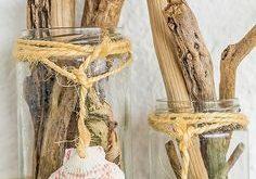 Finden Sie kreative DIY Driftwood Decor Inspiration für Ihr Zuhause und Ihre Se...