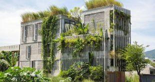 Ökologisch Bauen – Konzepte und Beispiele für nachhaltiges Design