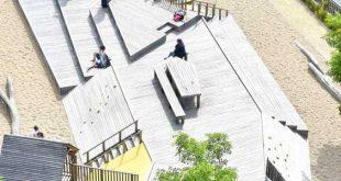Square-de-la-Bollardiere-Playground-07 « Landscape Architecture Works   Landezi...