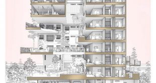 5 Top Architecture Student Visuals from October 2018