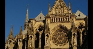 Common Characteristics of Romanesque and Gothic Architecture - YouTube