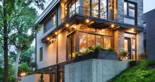 Idyllische, moderne Residenz mit privilegiertem Blick auf den Calhoun-See - #auf...