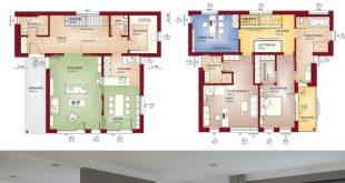 Luxury Villa House Plan & Interior Architecture Design Ideas – Concept-M 198