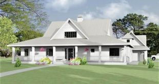 Plan 28928JJ: Exclusive Country House Plan with Expanded Outdoor Living In Back