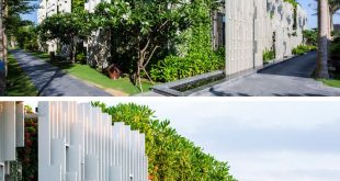 This New Resort Spa Is Covered In Hanging Gardens