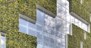 21 Green Building Architecture Concept