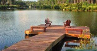 29 Ideas house lake view southern living