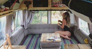 30+ RV Camper Does Van Life Remodel Inspire You