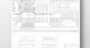 Andrés Jover. Mercat Farinós. PFC | #PFC #Panel #Architecture #Arquitectura #D...