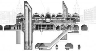Architectural drawing celebrated with an annual prize at Sir John Soane's Museum