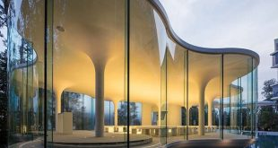 Cloud of Luster Chapel by KTX archiLAB