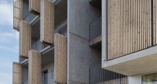 Galerie – Sozialwohnungen + Geschäfte in Mouans Sartoux / COMTE und VOLLENWEIDER Archi