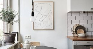 Minimal studio home