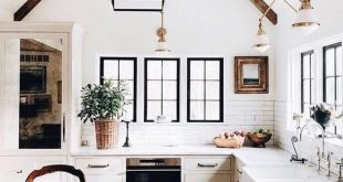 Our Family's Future Hill Country Home Inspiration: Modern Farmhouse Kitchens - H...