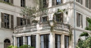 Restored 19th Century Avignon Mansion Fantasy Tour!