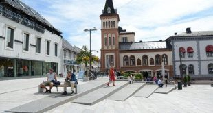 Revitalisation of the historical centre of Tønsberg, Norway