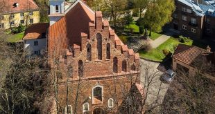 St Nicholas Church - Vilnius - Lithuania - Gothic architecture