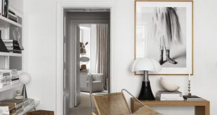 Tour the Elegant and Design-Filled Stockholm Home of Therese Sennerholt
