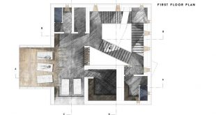 floor plans // Alex Kindlen Final Studio Project #architecture #presentation #dr...